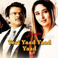 Teri Yaad Yaad Yaad - Karaoke Mp3 - Ghulam Ali