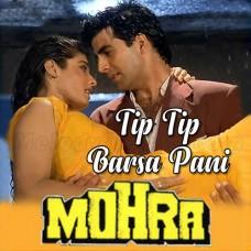 Tip Tip Barsa Paani - Karaoke Mp3 - Udit Narayan - Alka Yagnik