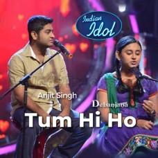 Tum Hi Ho - Live Perfomance - Karaoke Mp3 - Debanjana - Arijit Singh - Indian Idol Junior