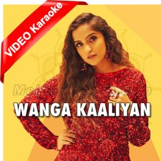 Wanga Kaliyan Te - Mp3 + VIDEO Karaoke - Asees Kaur