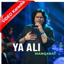 Ya Ali - Mp3 + VIDEO Karaoke - Shafqat Amanat Ali