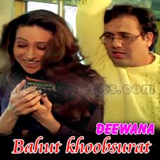 Bahut khoobsurat Ghazal Likh Raha Hoon - Karaoke Mp3 - Kumar Sanu - Shikari 2000