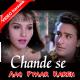 Chand se parda kijiye - Mp3 + VIDEO Karaoke - Kumar Sanu