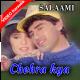 Chehra kya dekhte ho - Mp3 + VIDEO Karaoke - Kumar Sanu - asha - salaami 1994