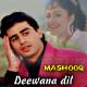 Deewana Dil Dhoonde Mashooq - Karaoke Mp3 - Mashooq - 1992 - Kumar Sanu