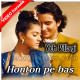 Honton Pe Bas Tera Naam - Mp3 + VIDEO Karaoke - Kumar Sanu - Lata - Yeh Dillagi