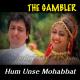 Hum Unse Mohabbat Karke - Karaoke Mp3 - Gambler - 1995 - Kumar Sanu