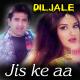 Jis Ke Aa Jane Se - Karaoke Mp3 - Diljale - 1996 - Kumar Sanu