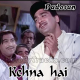 Kehna Hai Aaj tumse - Karaoke Mp3 - Padosan - 1968 - Kumar Sanu