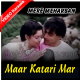 Maar Katari Mar Jaon - Mp3 + VIDEO Karaoke - Mere Meharban - 1992 - Kumar Sanu