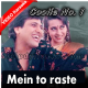 Main To Raste Se Ja Raha - Mp3 + VIDEO Karaoke - Coolie No. 1 - 1995 - Kumar Sanu