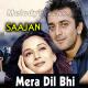 Mera Dil Bhi Kitna Pagal Hai - Karaoke Mp3 - Kumar Sanu - Sajan - 1991