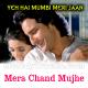 Mera Chand Mujhe Aaya Hai Nazar - Karaoke Mp3 - Yeh Hai Mumbai Meri Jaan - 1999 - Kumar Sanu