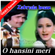 O Hansini meri Hansini - Mp3 + VIDEO Karaoke - Remix - Zahreela Insan - 1974 - Kumar Sanu