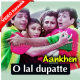 O Lal Dupatte Wali Tera Naam To Bata - Mp3 + VIDEO Karaoke - Aankhen - 1993 - Kumar Sanu