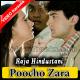 Poocho Zara Poocho - Mp3 + VIDEO Karaoke - Raja Hindustani - 1996 - Kumar Sanu