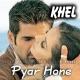 Pyar Hone Laga Hai - Karaoke Mp3 - Khel - 2003 - Kumar Sanu