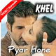Pyar Hone Laga Hai - Mp3 + VIDEO Karaoke - Khel - 2003 - Kumar Sanu