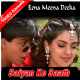Saiyan Ke Saath Madhaiya Mein - Mp3 + VIDEO Karaoke - Eena Meena Deeka - 1994 - Kumar Sanu