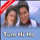 Tumhi Ho Mehboob Mere - Mp3 + VIDEO Karaoke - Kumar Sanu - 1993