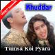 Tumsa Koi Pyara Koi Masoom - Mp3 + VIDEO Karaoke - Khuddar - 1994 - Kumar Sanu