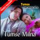 Tumse Milna Baatein Karna - Mp3 + VIDEO Karaoke - Tere Naam - 2003 - Kumar Sanu
