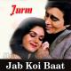 Jab Koi Baat Bigad Jaye - karaoke Mp3 - Jurm - 1990 - Kumar Sanu