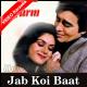 Jab Koi Baat Bigad Jaye - Mp3 + VIDEO Karaoke - Jurm - 1990 - Kumar Sanu