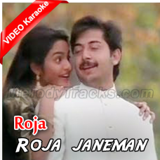 Roja janeman - Mp3 + VIDEO Karaoke - Hariharan