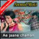 Ae jaane chaman - Mp3 + VIDEO Karaoke - Mahendra Kapoor - Anmol Moti 1969