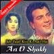 Ari O Shokh Kaliyon - Mp3 + VIDEO Karaoke - Mahendra Kapoor - Jab Kisi Ki Yaad Aati Hai 1966