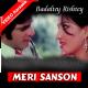 Meri Sanson Ko Jo Meheka - Mp3 + VIDEO Karaoke - Mahendra Kapoor - Badaltey Rishtey 1978