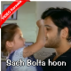 Sach bolta hoon main - Mp3 + VIDEO Karaoke - Punkaj Udhas