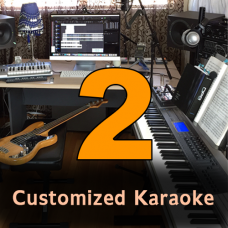 Two Customized Karaoke - High Quality
