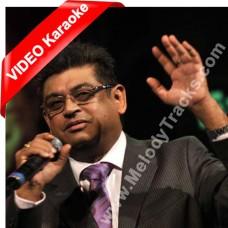 Ye Zameen Ga Rahi Hai - Mp3 + VIDEO Karaoke - Amit Kumar