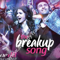 The Breakup Song - Karaoke Mp3 - Ae Dil Hai Mushkil - Arijit Singh - Badshah - Jonita