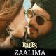 Zaalima - Karaoke Mp3 - Arijit Singh - Harshdeep