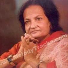 Aye mohabbat tere anjam pe - Karaoke Mp3 - Begum Akhtar