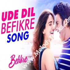 Ude Dil Befikre - Karaoke Mp3 - Befikre Title Song - Benny Dayal