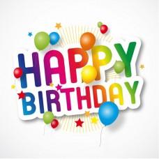 Badhai ho janam Din Ki - karaoke Mp3 - Happy Birthday