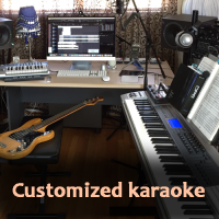 Customized High Quality Karaoke Track - Any Song