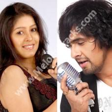 Chham Se Woh Aa Jaye - Karaoke Mp3 - Dus - 2005 - Sonu Nigam - Sunidhi