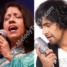 Meri Duniya Hai Tujh Mein - Solo Version - Karaoke Mp3 - Sonu Nigam