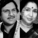 Gaye dino ka suragh - MP3 + VIDEO Karaoke - Ghulam Ali - Asha Bhonsle