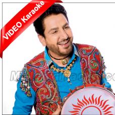 Asi Tere Sheher Nu Salam - MP3 + VIDEO Karaoke - Gurdas Mann