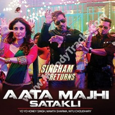 Aata majhi satakli - Karaoke Mp3 - Singham - Honey Singh