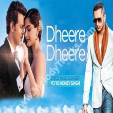 Dheere dheere se meri zindagi - Karaoke Mp3 - Honey Singh