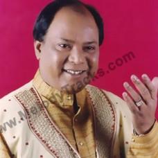 Duniya Mein Kitna Gham- Karaoke Mp3 - Muhammad Aziz - Anuradha - Amrit - 1986