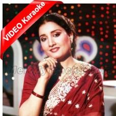 Tujhse Hum Mansoob Hain Aise - Mp3 + VIDEO Karaoke - Naheed Akhtar