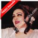 Aadhi Raat Ka Chanda -  MP3 + VIDEO Karaoke - Noor Jahan